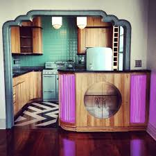art deco kitchen ideas cuisine art deco