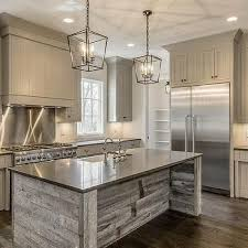 kitchen island made from reclaimed wood best 25 reclaimed wood kitchen ideas on regarding island