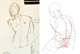 common mistakes figure drawing online