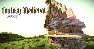 fantasy medieval house practice 3 interiors with download