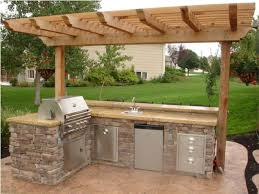 outdoor kitchen faucet outdoor kitchen ideas and how to site it right traba homes