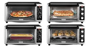 Toaster Oven Under Counter Mount Black Decker Extra Wide 8 Slice Toaster Oven Stainless Steel