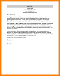 aviation maintenance technician cover letter what is a leader