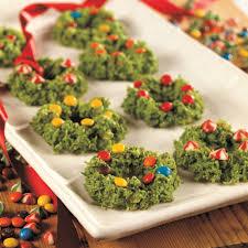 wreath wreath cookies recipe myrecipes