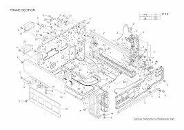 konica minolta bizhub 200 250 350 parts manual