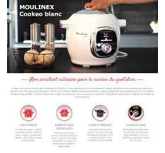 Cdiscount Table De Cuisson Gaz by Moulinex Ce704110 Multicuiseur Intelligent Cookeo 6l Blanc
