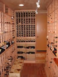 basement wine cellars