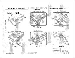 1956 body welding assembly manual reprint olds 88 98 buick special