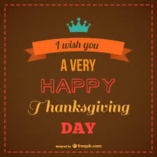 happy thanksgiving free vector vector free vector in