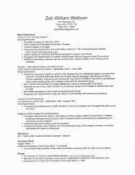 Soccer Resume Example by 101 Modern Resume Samples Contegri Com