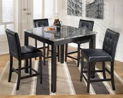 regency furniture stores in maryland virginia maysville black square counter table set set of 5 1 review