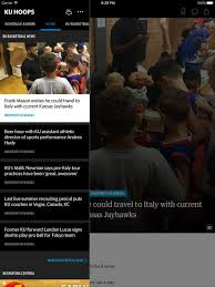 Kansas travel assistant images Ku hoops jayhawks basketball on the app store jpg