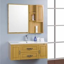 Bamboo Bathroom Cabinet Bamboo Bathroom Furniture Is An Eco Friendly Investment