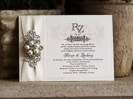 wedding invitations toronto wedding invitation 717 white gold smooth