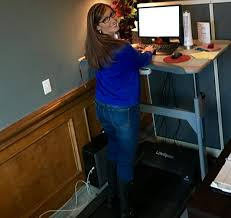 Standing Desk Treadmill How A Treadmill Desk Or Standing Desk Can Enrich Your Work Life