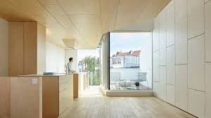 edouard brunet and françois martens cantilever a lofty room from a