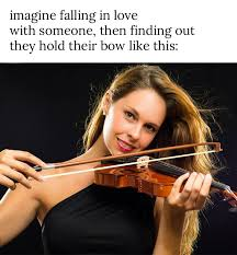 Violin Meme - 17 classical music memes that perfectly sum up your love life