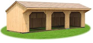Shed Row Barns For Sale Quality Horse Barns Pine Creek Structures