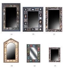 Cermin Rp cermin hias kerang pangandaran artshop