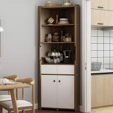 kitchen storage cabinets with doors and shelves 3 shelf corner cabinet storage organizer drawers 2 doors