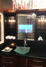 vanity mirror tv order vanishing television for your bathroom