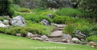 rock garden design the gardens