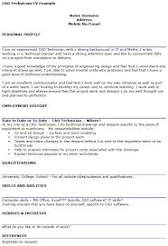 mechanical drafter resume