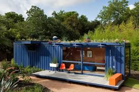 living in a storage container container house design in storage