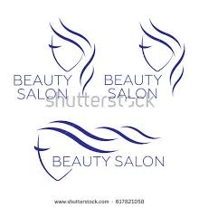 beauty salon logo stock images royalty free images u0026 vectors