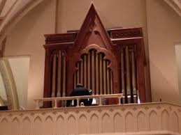 st tim s discovers michael gartz organ concert at st