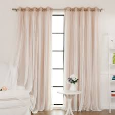 Light Pink Window Curtains Best Blackout Curtains For Children S Rooms Room Darkening Ideas