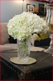 hydrangea centerpieces fresh hydrangea centerpieces diy pics of wedding decor 146406