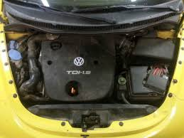 2002 volkswagen tdi 2002 vw beetle tdi diesel alternator replacement youtube