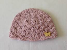 baby girl crochet how to crochet a baby girl s hat for beginners