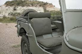 ww2 jeep from world war ii to today a veteran and his restored jeep wsj