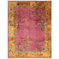 Deco Rugs Chinese Art Deco Carpets Asian Rugs New York By Rahmanan