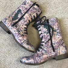 s lace up boots target mossimo floral boots for ebay