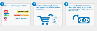 cvs prepaid cards paypal launches prepaid paypal my card allowing