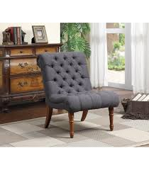 Tufted Accent Chair Accent Seating Tufted Accent Chair Without Arms Maranatha Furniture