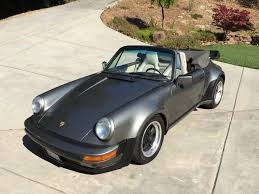 1988 porsche 911 cabriolet for sale 21 years owned 1988 porsche 911 turbo cabriolet for sale on bat