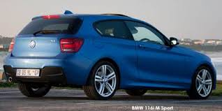 bmw one series price bmw 1 series 118i 3 door m sport auto specs in south africa cars