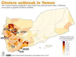 Where Is Yemen On The Map Yemen U0027s Cholera Epidemic Is Worst On Record Oxfam Yemen News