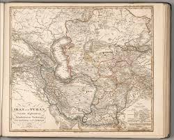 Persia Map Iran Und Turan Kazakhstan Persien Persia Afghanistan