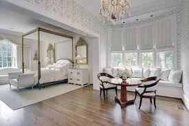 Traditional Master Bedroom - 31 gorgeous white bedroom ideas design pictures designing idea