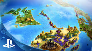 Biome World Map by Masquerade The Baubles Of Doom World Map Trailer Ps4 Youtube