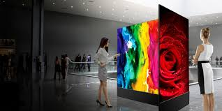 lg dual view flat oled commercial display to begin shipping next