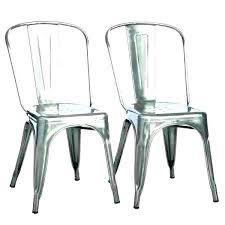 chaises industrielles pas cher chaise en metal industriel chaise metal vintage tabouret metal