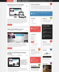 responsive design joomla more of the best free premium magazine themes for joomla