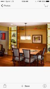 Banquette Seating Dining Room by 10 Best Banquette Seating Images On Pinterest Kitchen Banquette