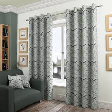 rio teal ready made eyelet curtains harry corry limited